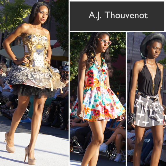 STLFW, Style in the loop, AJ Thouvenot