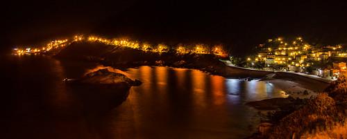 night ma island view turtle taiwan township zu beigan chinbe