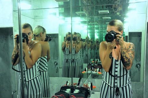 80´s mirror