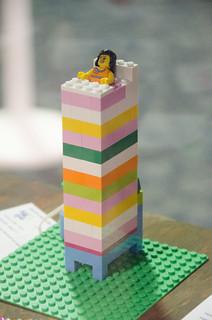 The Princess and the Pea, Lego Style