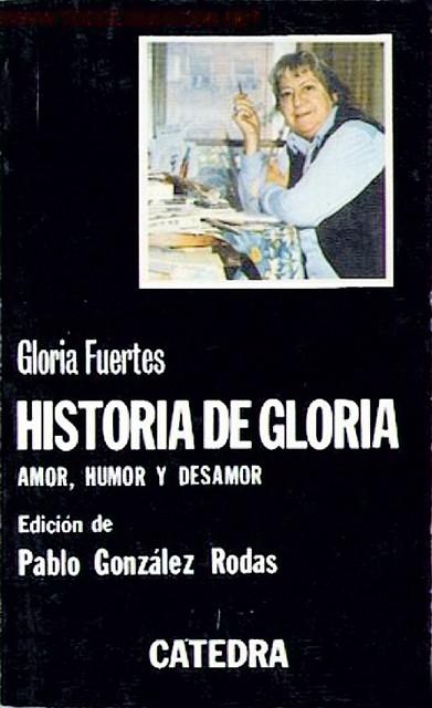 Cubierta de Historia de Gloria