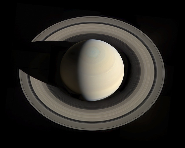 Photo:Saturn! By:thebadastronomer