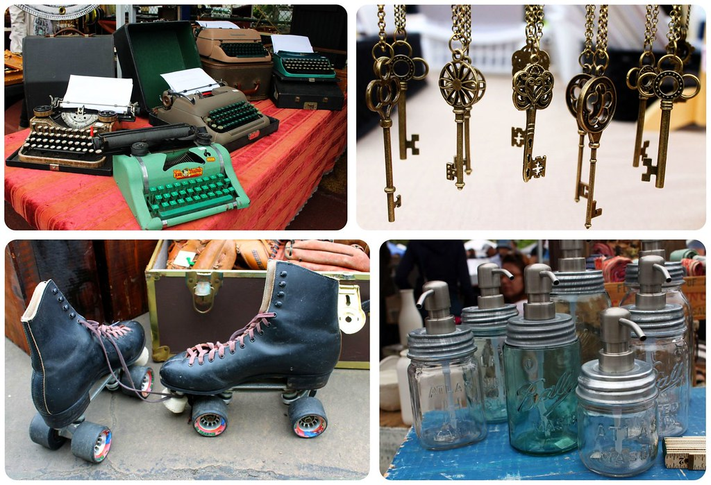 Brooklyn Flea Market Fort Greene