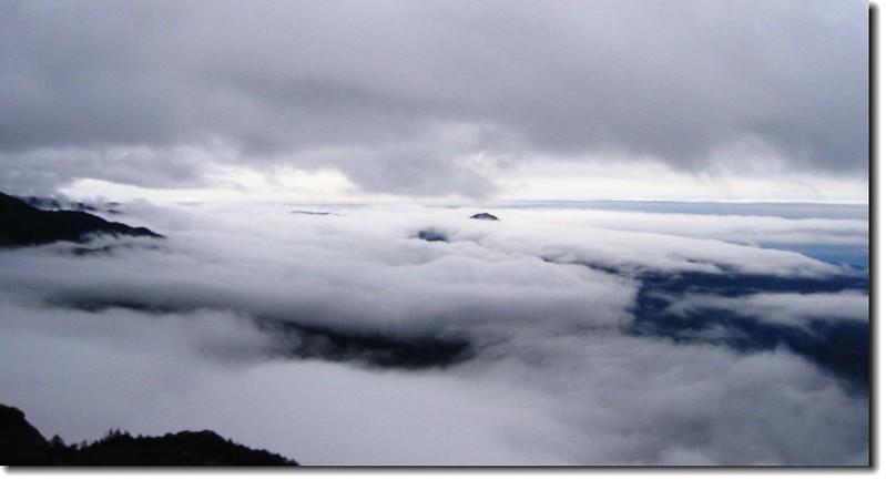 塔關山雲海 1