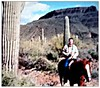 "Modified Photo:  ""That's a big cactus, cowboy"" by Ken Whytock"