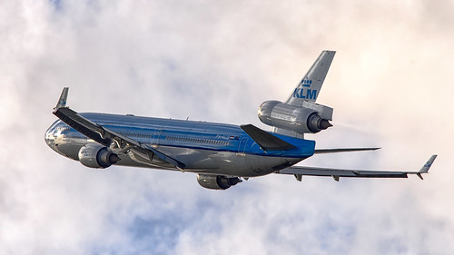 McDonnell Douglas MD-11 PH-KCD KLM - Royal Dutch Airlines