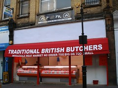 Picture of Traditional British Butcher, 51 Surrey Street