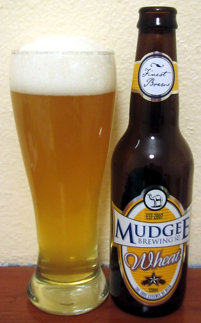 Mudgee Wheat Beer