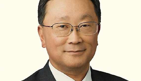 BlackBerry Джон Чен