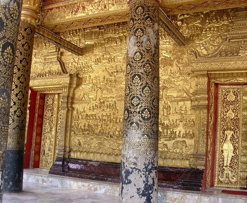 Luang Prabang-Wat Mai (2)