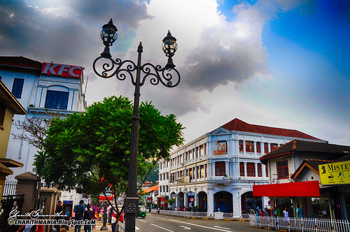 Kandy BOC Building by CharithMania