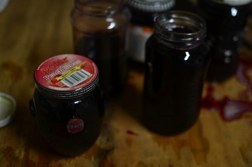 Zobo (Hibiscus) jam, that wasn't