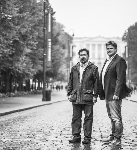 2013-09-05-183129 - Oslo - Carlos & John-Patrick