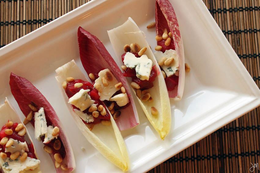 Julip Made Thanksgiving appetizer belgian endive4