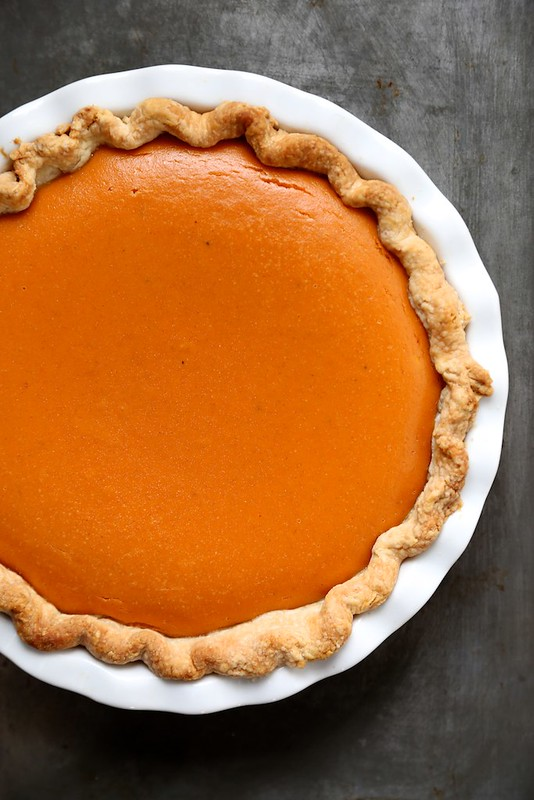 Dad's Perfect Sweet Potato Pie