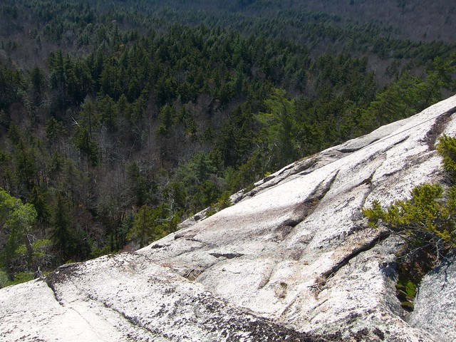 Hedgehog Mountain, New Hampshire, Sandwich Range, UNH Trail, White Mountains
