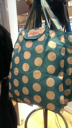 Cath Kidston Malaysia Foldable shopping Bag