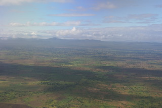 View on the Arusha region