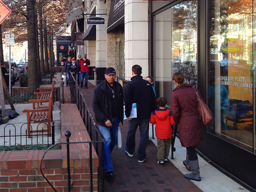 Crowded Sidewalks, Bethesda Row 2_cropped