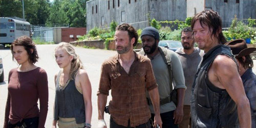 The Walking Dead Mid-season Finale Review