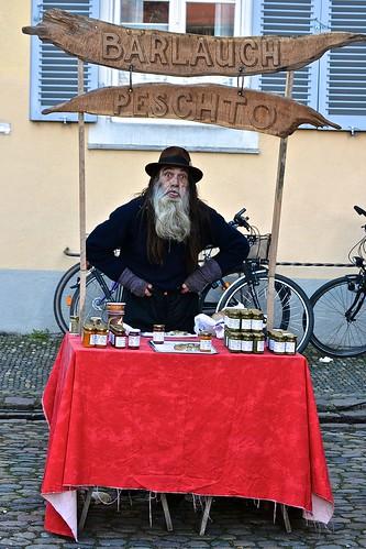 Bärlauch & Peschto
