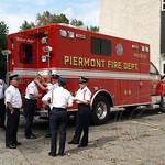 Rescue Truck, Piermont Fire Department, New York