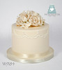 W9184-mini-ivory-wedding-cake-toronto