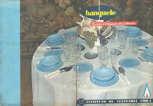 Banquete, Nº 88, Junho 1967 - capa, contra-capa