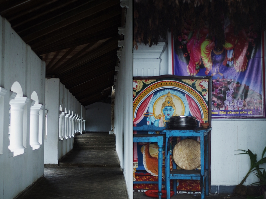 cave temples in dambulla