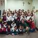 立新教会にて課輔班の子どもたちと