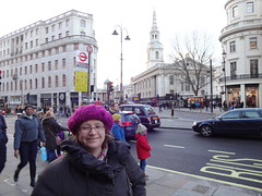 Ann, at Charing Cross by Julie70