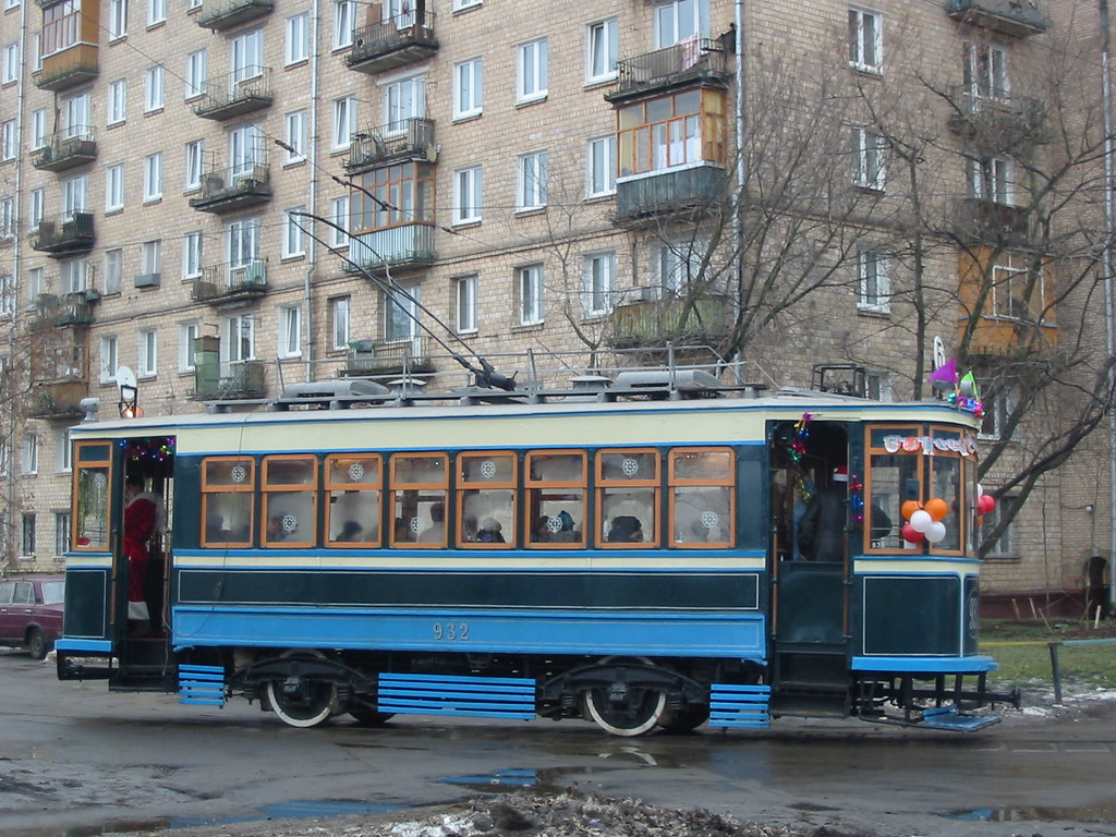 moscow tram BF 932 _20031231_057