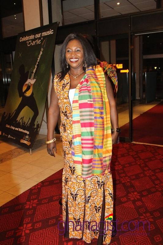 Kyeiwaa at Ghana Movie Awards
