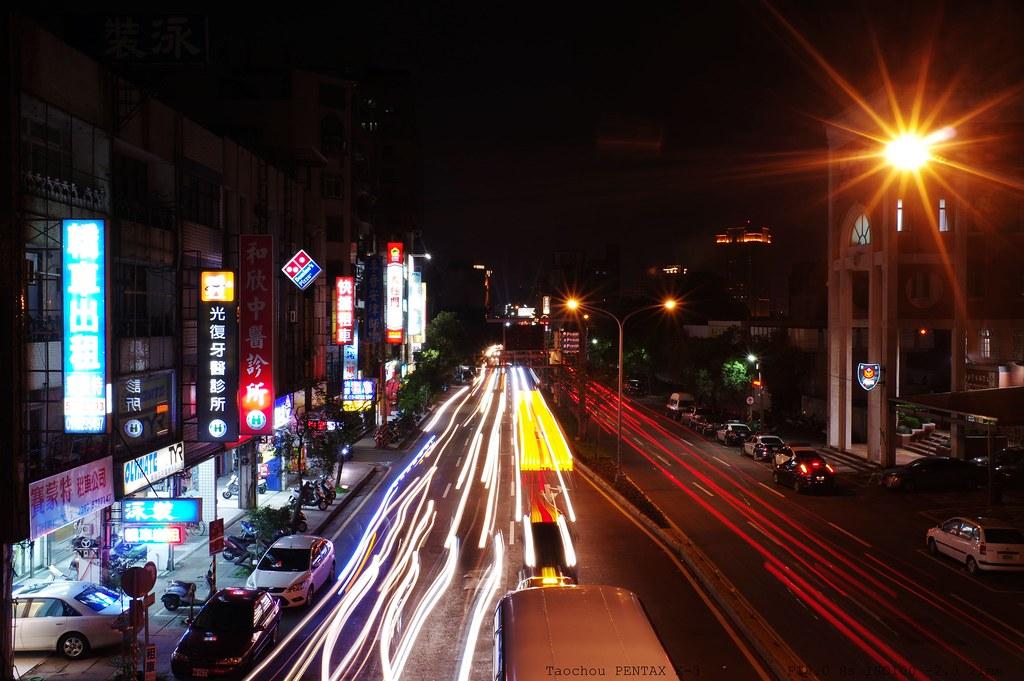 紙醉金迷之北台灣 (Pentax K-3 + DA 21mm)