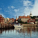 Small photo of Annapolis, View From Dock
