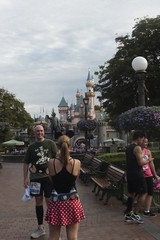 Running into Disneyland