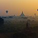 Myanmar - december 2013 - Sunrise over Bagan by lostin4tune - Thank's for 1.5 million views!