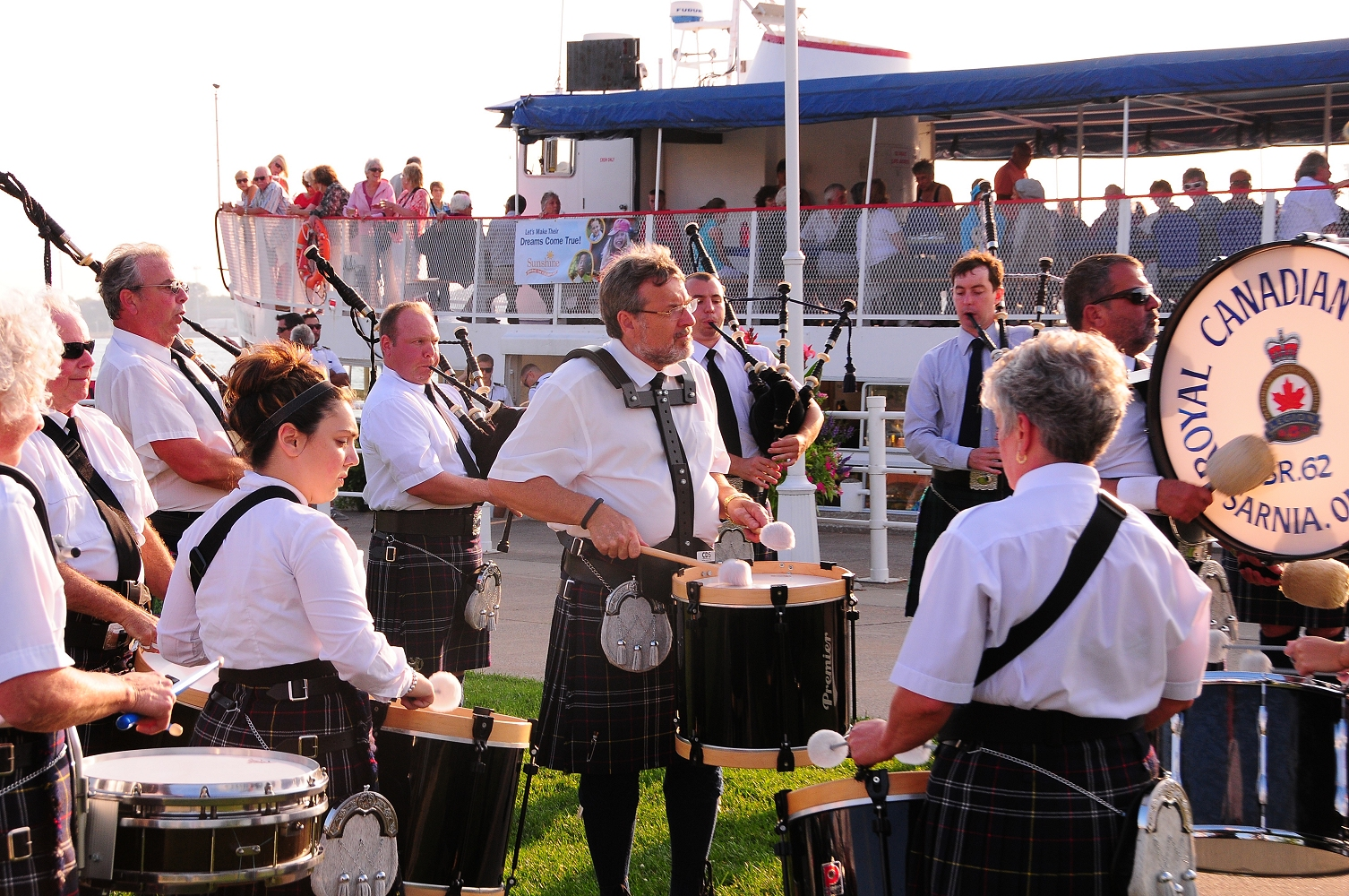 RCL Piper Band