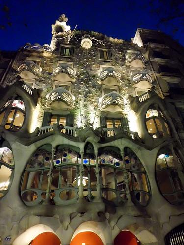 Façana Casa Batlló. by Escursso