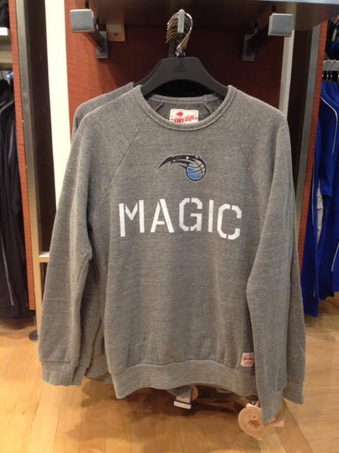 Sportiqe Orlando Magic Butler Crewneck Sweatshirt