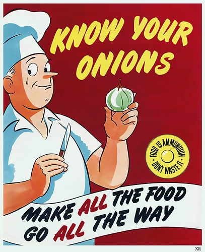 ... onions are ammo! by x-ray delta one