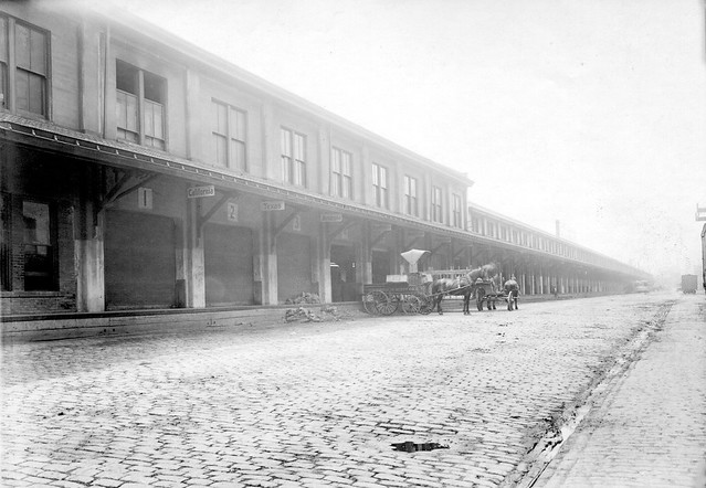 Queen And Crescent Freight Depot - Cincinnati, OH