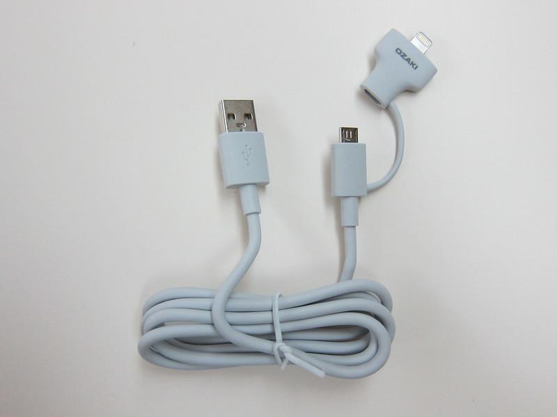 Ozaki O!tool Combo Cable