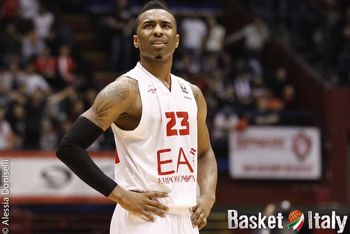 keith langford, milano