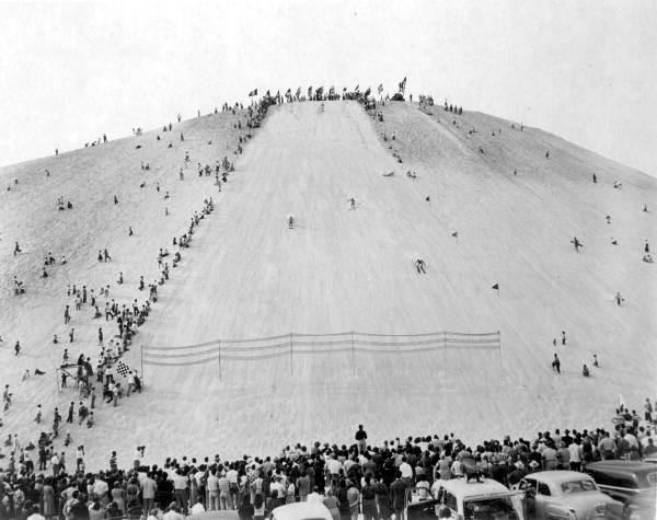 Sand Mountain in Fort Meade, Florida