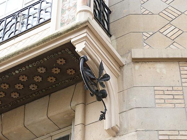 balcon et ferronerie