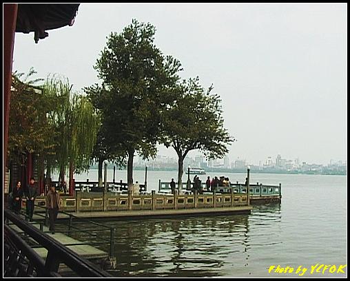 杭州 西湖 (其他景點) - 179 (白堤上的西湖十景之 平湖秋月)