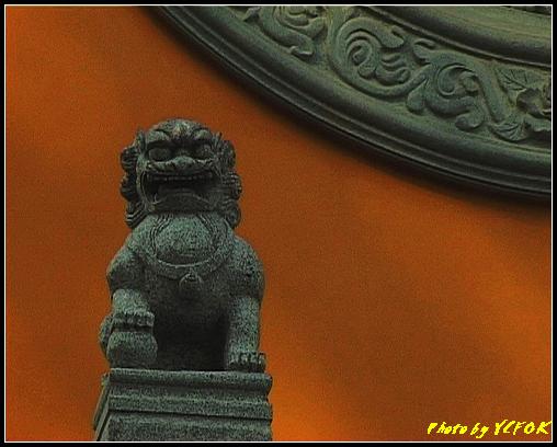 杭州 飛來峰景區 - 076 (靈隱寺)