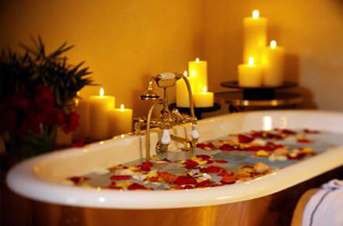 baño-espuma