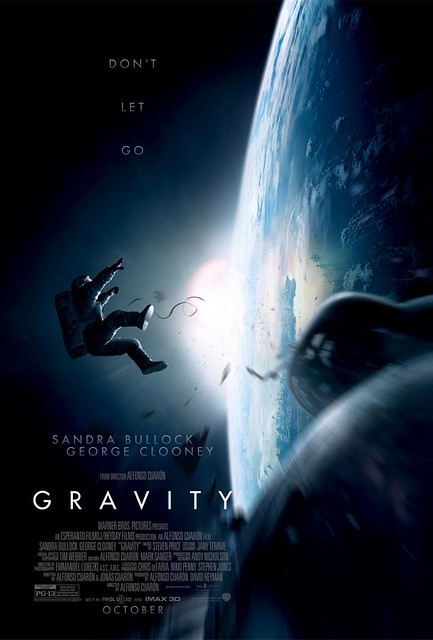 Gravity Gravedad 2013 BrRip-Avi Inglés – Subtitulada MEGA